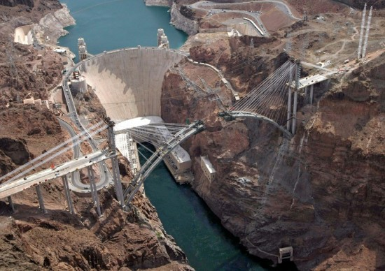 Hoover Dam Bypass 1of7
