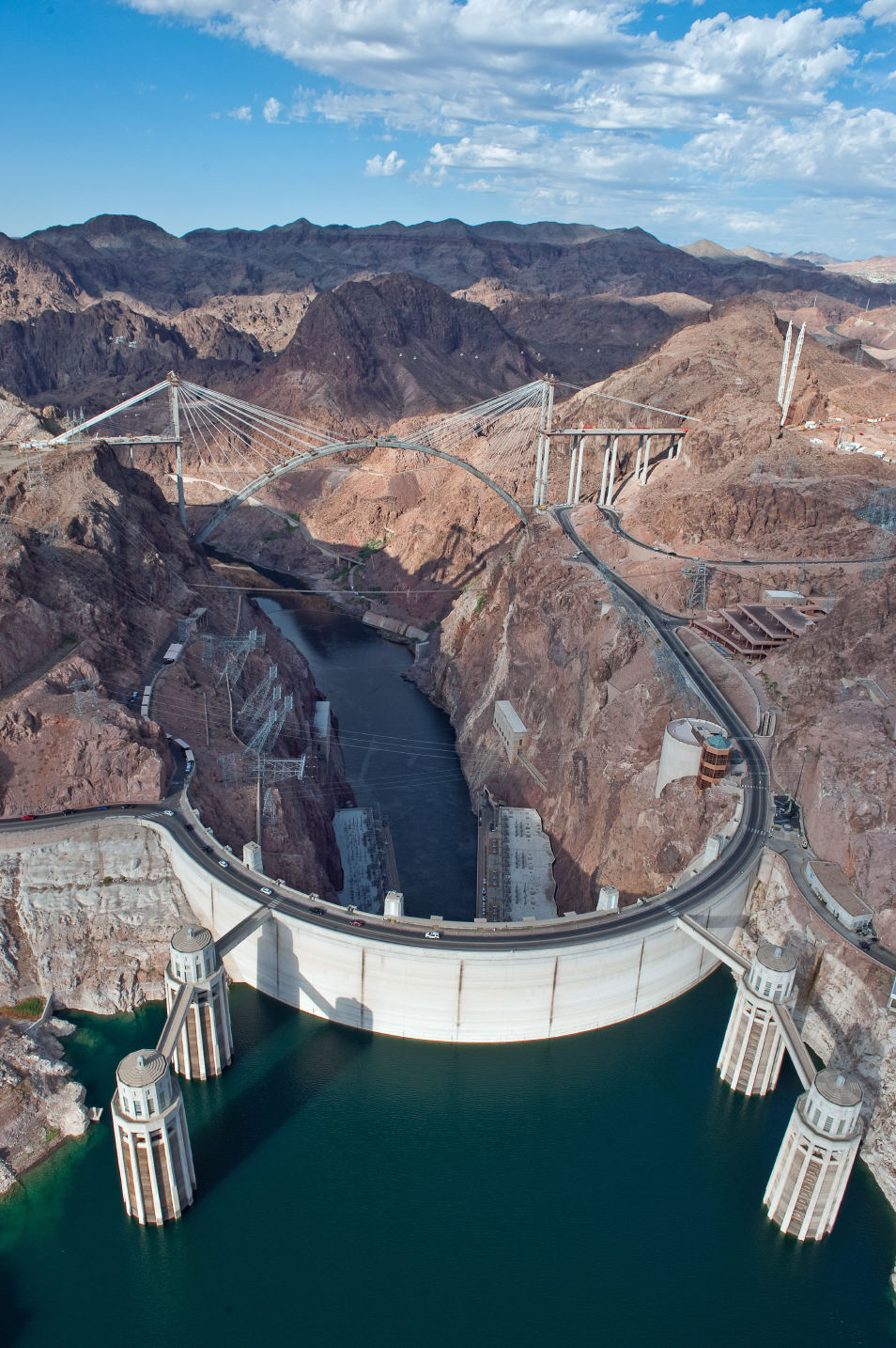 Hoover Dam Bypass 2of7